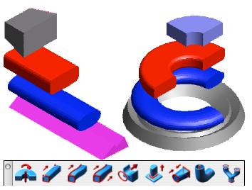 Narzędzia CAD do tworzenia brył