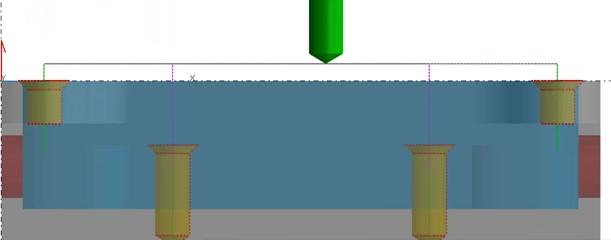CAD CAM program  do wiercenia i programowania 2.5D na maszynach CNC SmartCAM Production Milling