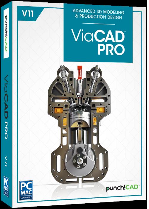 Program CAD ViaCAD 11 Modelowanie łyżki