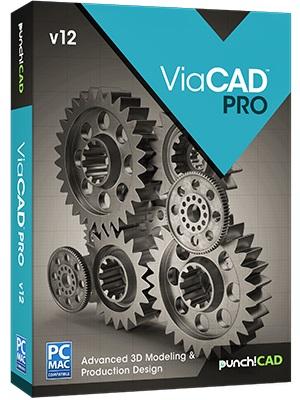 Program CAD ViaCAD 12