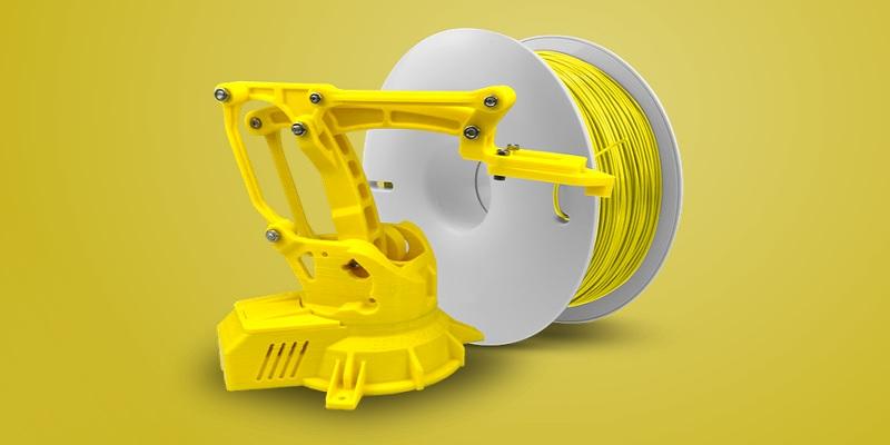 ABS Plus filament polskiego producenta Fiberlogy