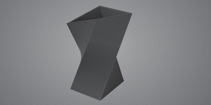 ABS filament polskiego producenta Fiberlogy posiada dużą twardość i odporność na zarysowania.