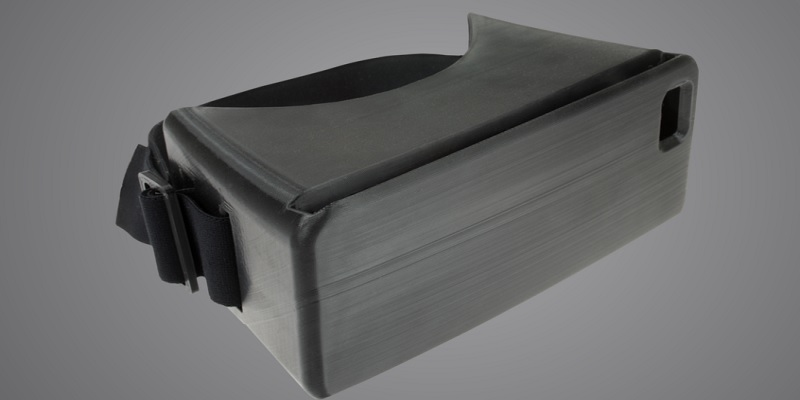 Gumowe części, etui z druku 3D w FIBERFLEX 40D filamencie polskiego producenta Fiberlogy jest to możliwe