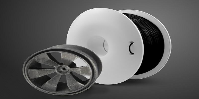 Nylon PA12 filament polskiego producenta Fiberlogy. Posiada odporność na substancje chemiczne przy druku 3D.