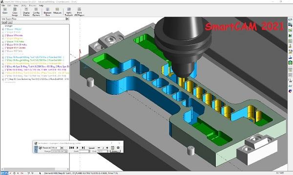 Jaki program CAD CAM wybrać - SmartCAM