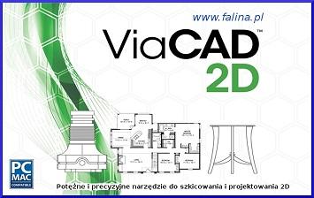Tani program cad do projektowania 2D i importu dwg