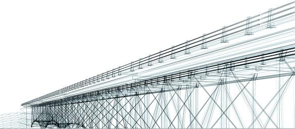 Projektowanie konstrukcji stalowych w programie CAD