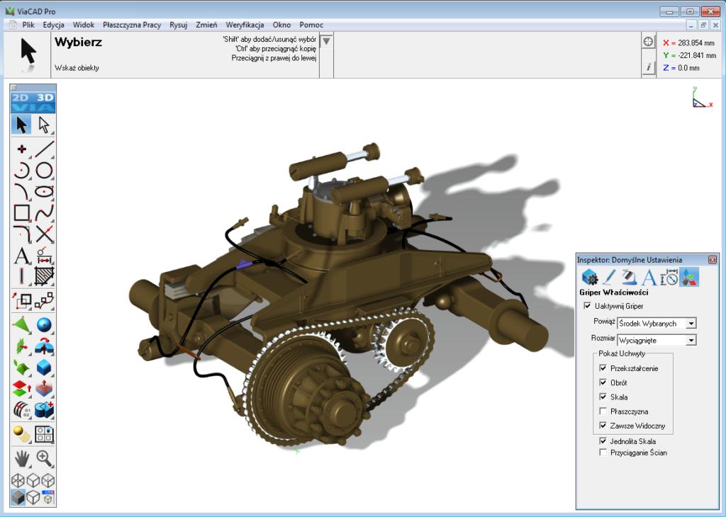 Oprogramowanie CAD CAM